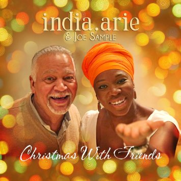 India Arie Christmas with Friends Album Cover