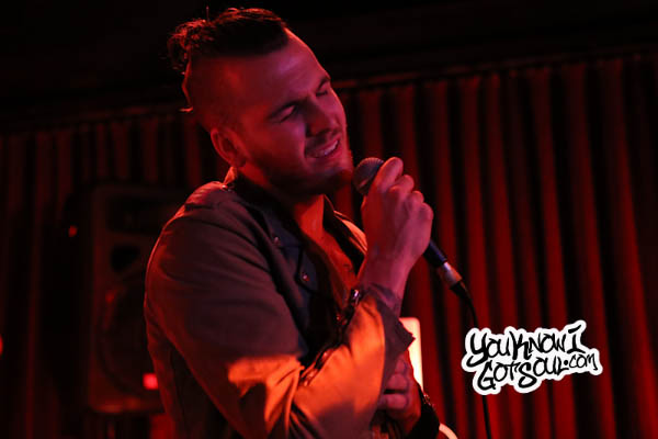 """Lipstick Gypsy Performing """"Infatuated"""" & More Live at NYC Showcase (Video)"""