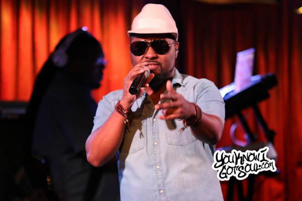 Musiq Soulchild BB Kings Oct 2015