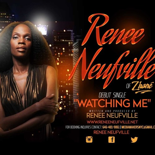 Renee Neufville Watching Me Single Cover