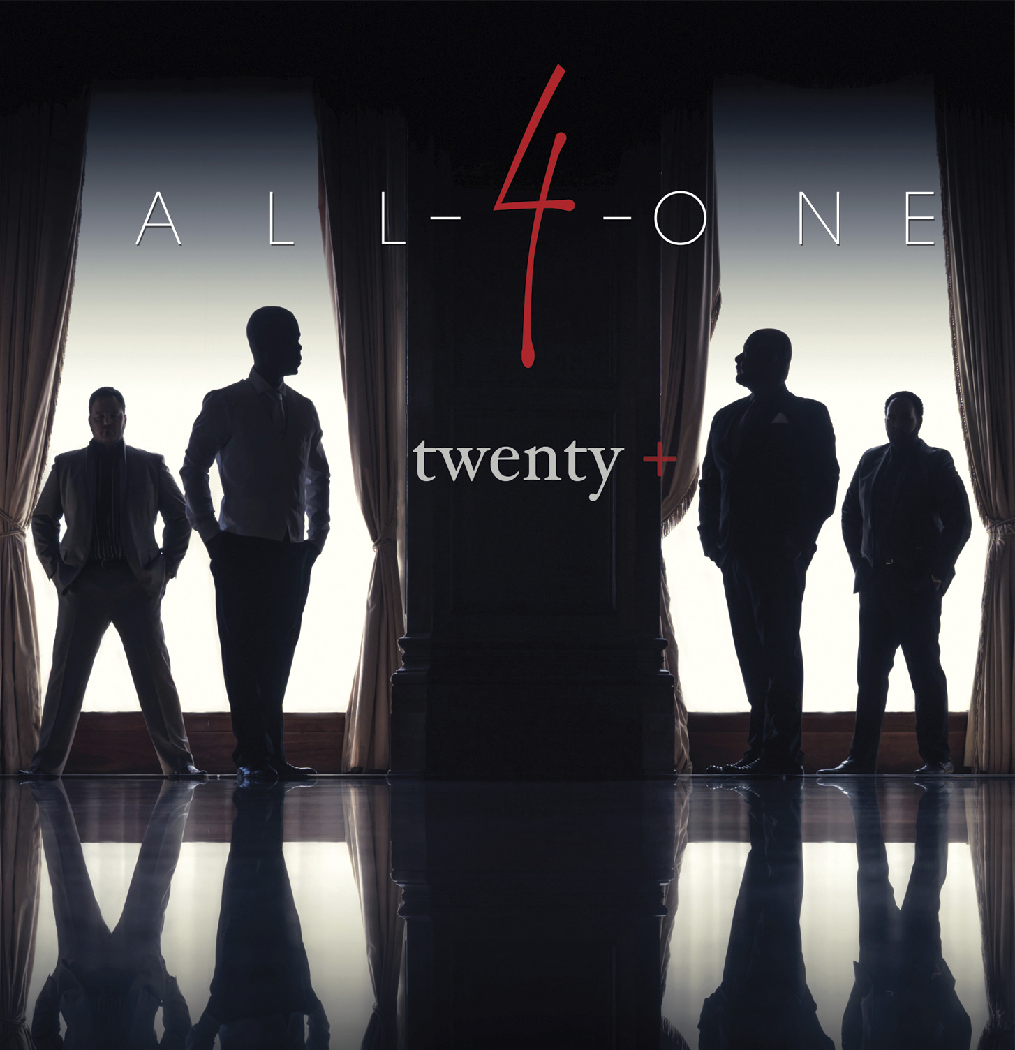 All 4 One Twenty Plus Album Cover