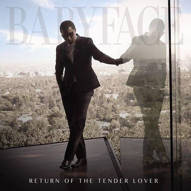 Babyface Return of the Tender Lover Album Cover