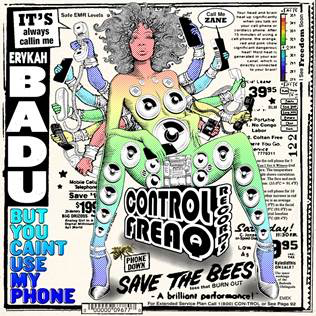 Erykah Badu You Cant Use My Phone