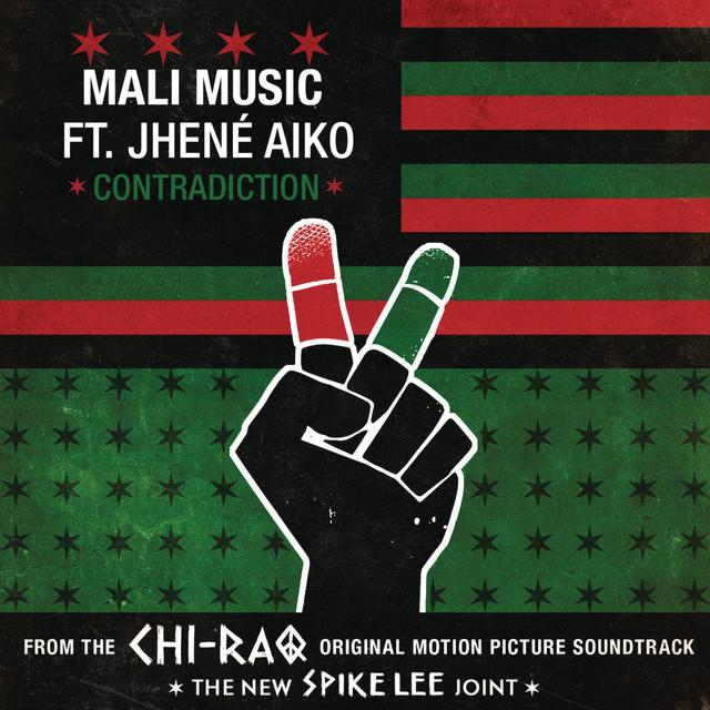 Mali Music Jhene Aiko Contradiction