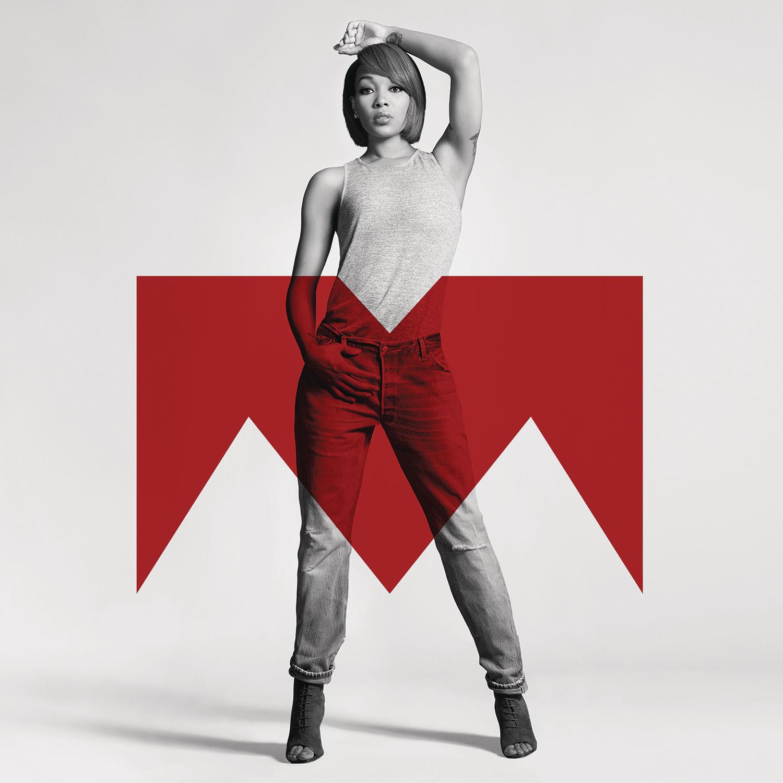 Monica Code Red Album Cover