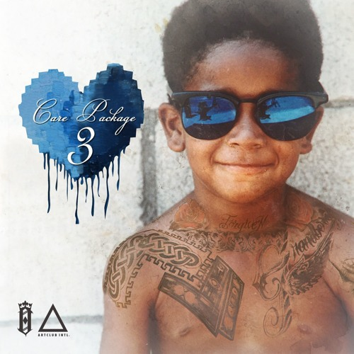 Omarion Care Package 3 Mixtape Cover