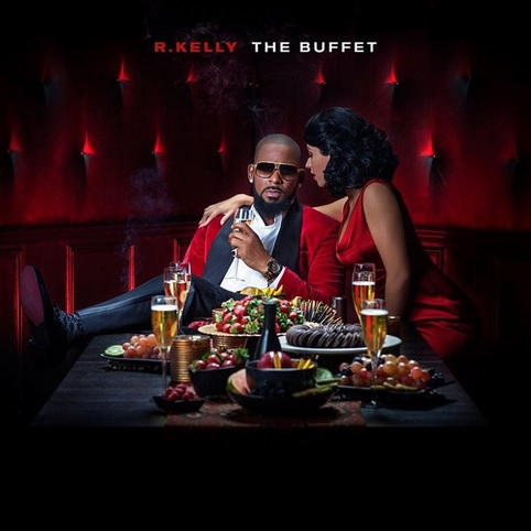 R Kelly The Buffet Album Cover