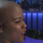 """Watch: V. Bozeman Performs """"Smile"""" at the 2015 Soul Train Awards"""