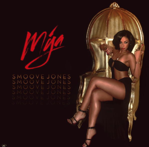 Mya Smoove Jones Album Cover