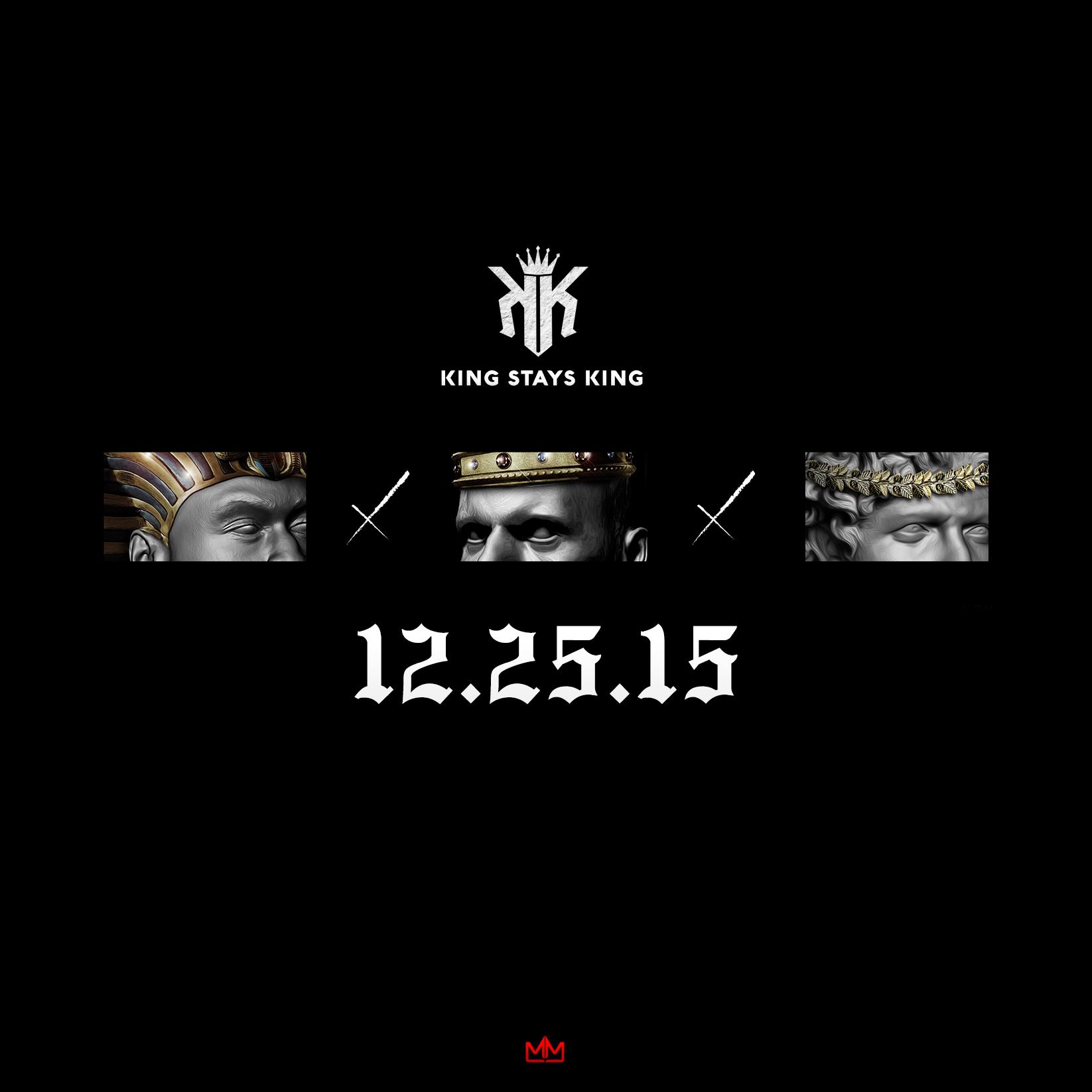Timbaland King Stays King Mixtape