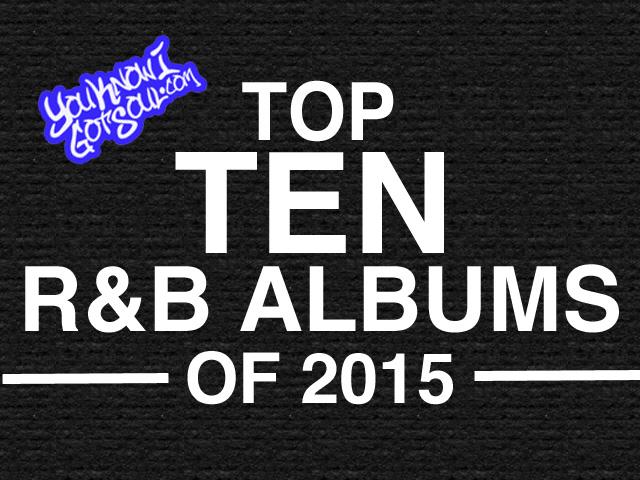 Best RnB Albums of 2015