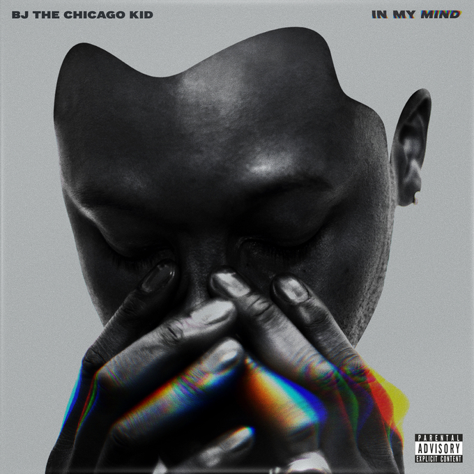 BJ the Chicago Kid In My Mind Album Cover