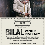 Giveaway: Win Tickets to See Bilal Perform Live at City Winery in NYC 1/13/16