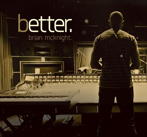 Brian McKnight Better Album Cover