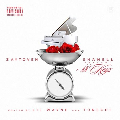 Shanell 88 Keyz Mixtape