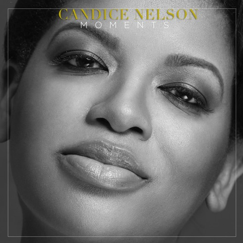 Candice Nelson Moments Album Cover