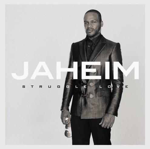 Jaheim Struggle Love Album Cover Art