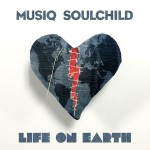"""Musiq Soulchild Reveals Cover Art and Tracklist for Upcoming Album """"Life on Earth"""""""