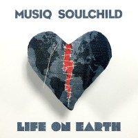 Musiq Soulchild Life on Earth Album Cover