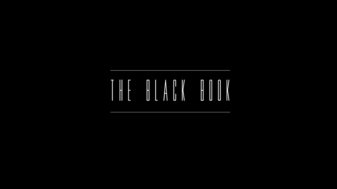Tyrese The Black Book