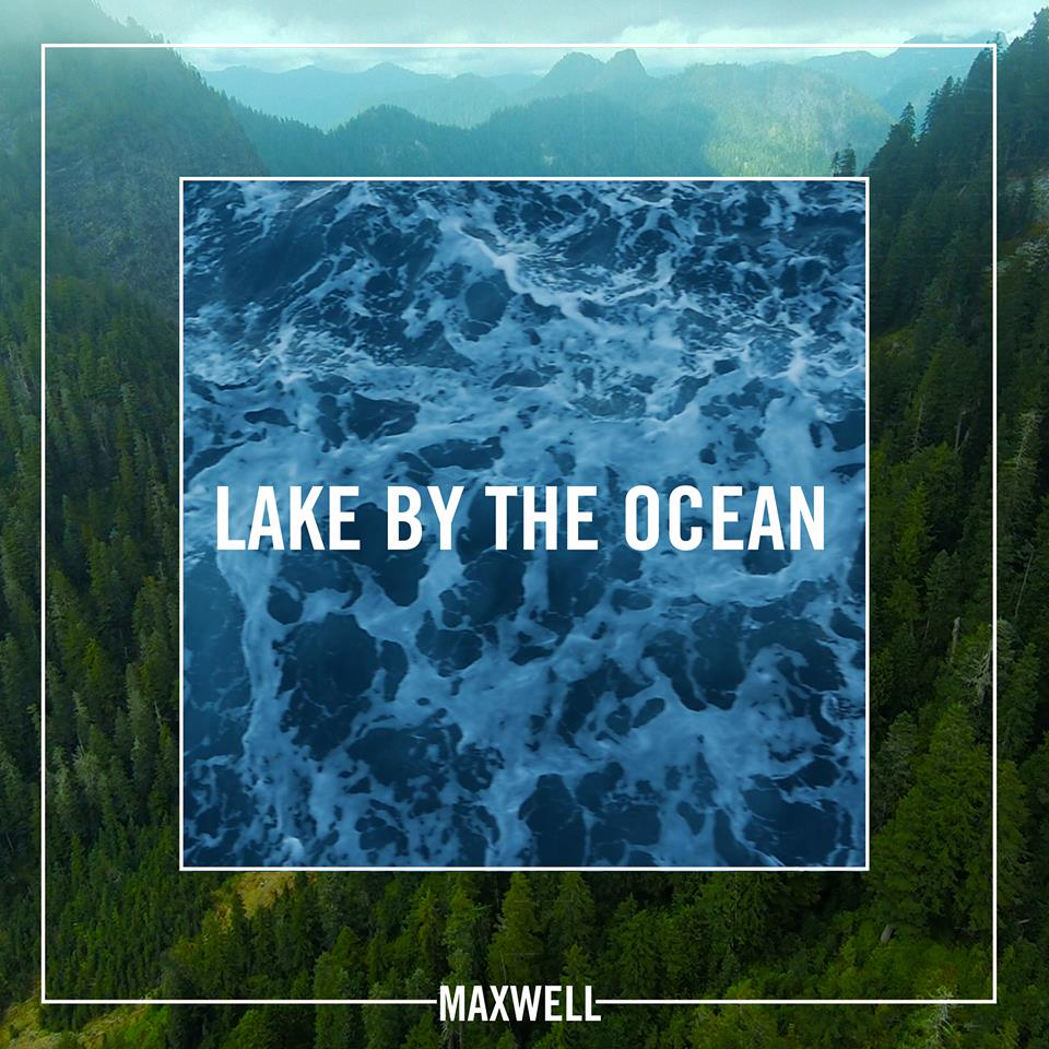 Maxwell Lake By the Ocean