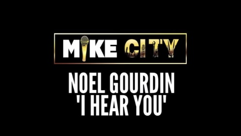 Noel Gourdin I Hear You