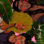 New Music: Lion Babe - Jungle Lady (featuring Angel Haze) (Remix)