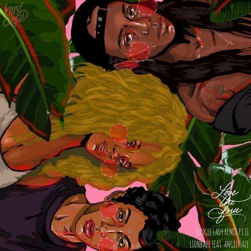 Lion Babe Jungle Lady Remix Angel Haze