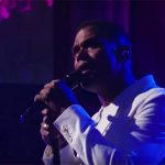 """Maxwell Performs """"Lake by the Ocean"""" on The Late Show with Stephen Colbert"""