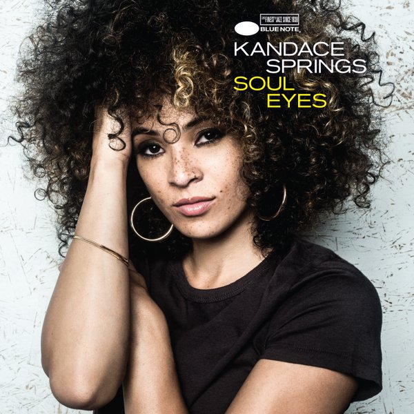 Kandace Springs Soul Eyes Album Cover