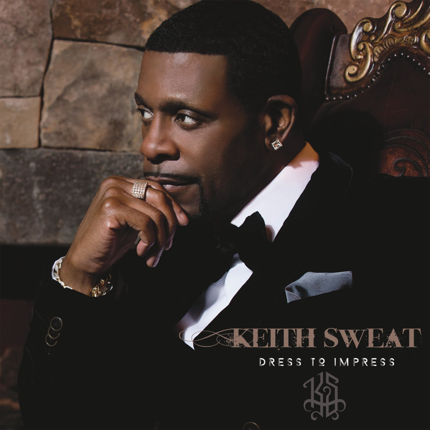 Keith Sweat Dress to Impress Album Cover