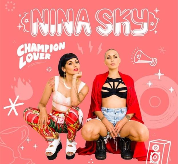 New Music: Nina Sky – Champion Lover