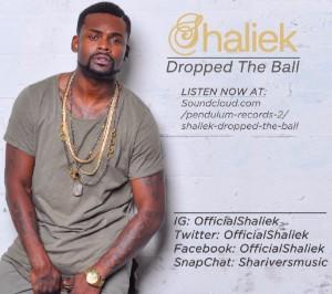 Shaliek Dropped the Ball