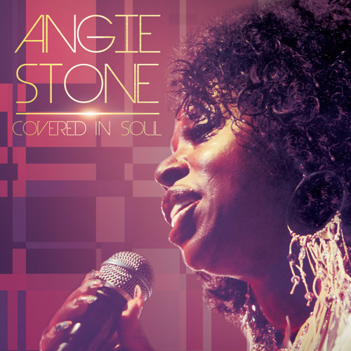 Angie Stone Covered in Soul Album Cover