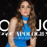 "JoJo Releases New Single ""F**k Apologies"", Announces Upcoming Album ""Mad Love"""