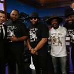 Anthony Hamilton & The Hamiltones Sing to Various Animals in Hilarious Appearance on Jimmy Kimmel
