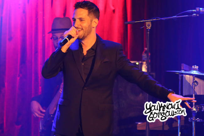 "Jon B. Performing His New Single ""Hurricane"" (Live Video)"
