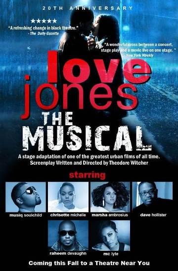 Love Jones the Musical