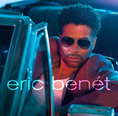 Eric Benet Self Titled Album Cover