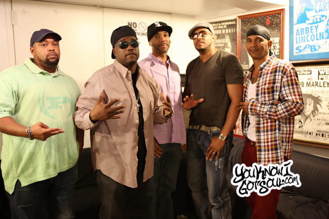 Hi-Five Interview – New Music, Preserving Legacy, Carrying on Without Tony Thompson