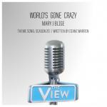 """New Video: Mary J. Blige """"World's Gone Crazy"""" (Written by Dianne Warren, Produced by Warryn Campbell)"""