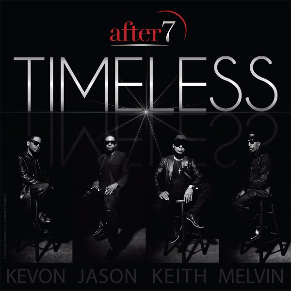 After 7 Timeless Album Cover