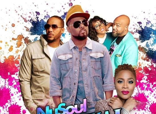 "Musiq Soulchild, Lyfe Jennings, Kindred the Family Soul & Avery*Sunshine Lead ""NuSoul Revival"" Tour"