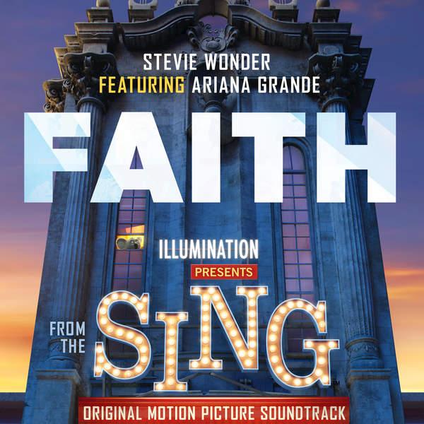 Stevie Wonder Faith Ariana Grande