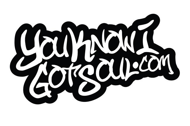 YouKnowIGotSoul Logo