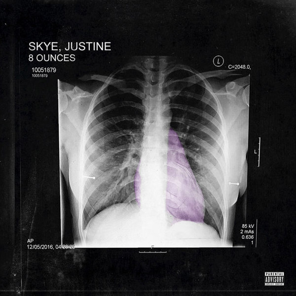 Justine Skye 8 Ounces EP