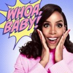 "Kelly Rowland Announces the Release of Her First Book ""Whoa, Baby!"""
