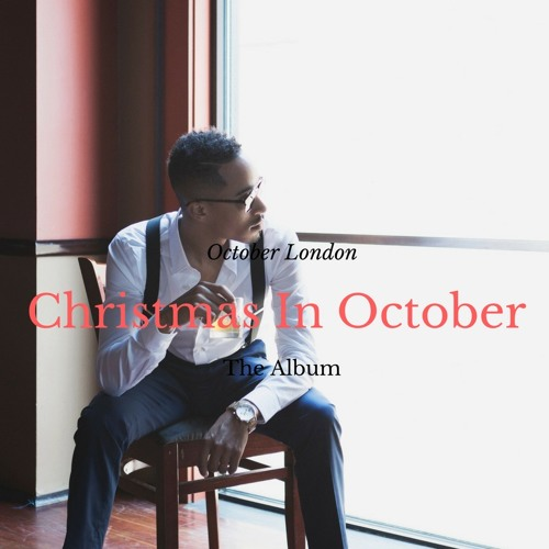 October London Christmas In October Album Cover