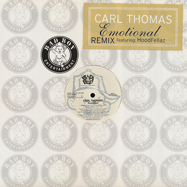 Carl Thomas Emotional Remix