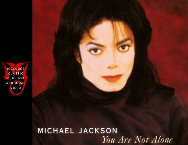 Michael Jackson You Are Not Alone - edit
